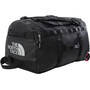 The North Face Base Camp Duffel Trolley TNF black