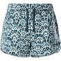 The North Face Class V Mini Shorts Damen blau/beige