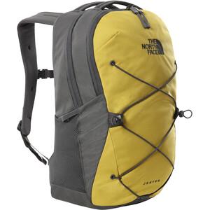 The North Face Jester Sac À Dos, gris/jaune gris/jaune