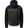 The North Face Millerton Jacket Men, new taupe green/TNF black