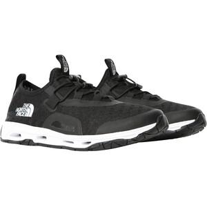 The North Face Skagit Water Shoes Women, zwart/wit zwart/wit