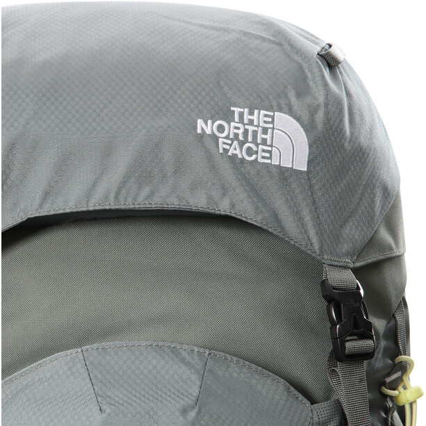 The North Face Terra 55 Rucksack Damen agave green/pale lime yellow