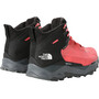 The North Face Vectiv Exploris FutureLight Mid-Cut Schuhe Damen fiesta red/TNF black