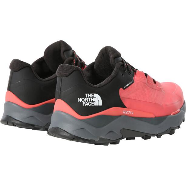 The North Face Vectiv Exploris FutureLight Schuhe Damen rot/schwarz