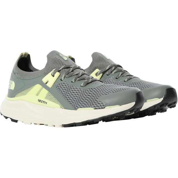 The North Face Vectiv Hypnum Schuhe Damen agave green/pale lime yellow