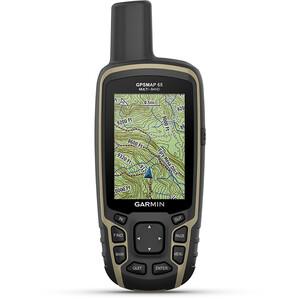 Garmin Gpsmap 65 GPS Handheld black black