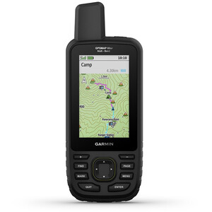 Garmin Gpsmap 66sr GPS Handheld black black