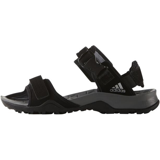 adidas Cyprex Ultra DLX II Sandalen Herren core black/vista grey/footwear white