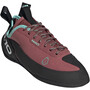 adidas Five Ten NIAD Lace New Kletterschuhe Damen core black/crew red/acid mint