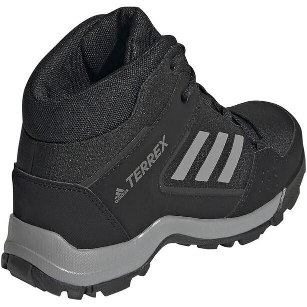 adidas TERREX Hyperhiker Hiking Shoes Kids, noir