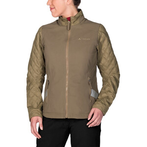 VAUDE Cyclist Padded Jacket Women beige beige