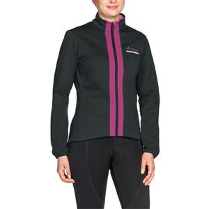 VAUDE Resca II takki Naiset, violetti/musta violetti/musta