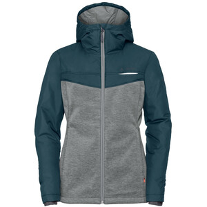 VAUDE Tirano II Jacke Damen pewter grey pewter grey
