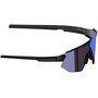 Bliz Breeze Nano Optics Nordic Light Brille black/begonia with blue multi