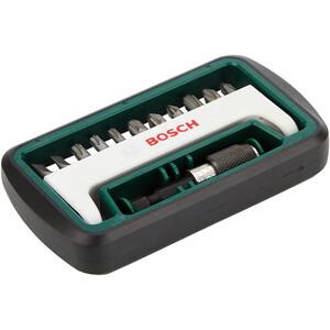 Bosch DIY Compact 12-teiliges Bitset Torx/Kreuz/Schlitz