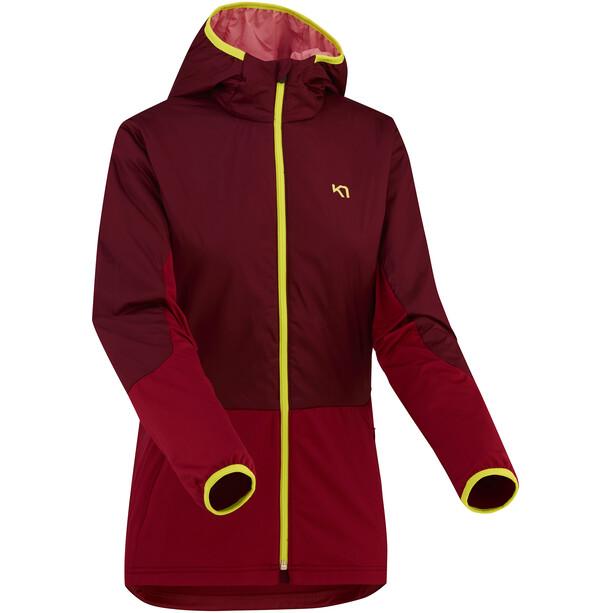 Kari Traa Sanne Hybrid Jacket Women, deep