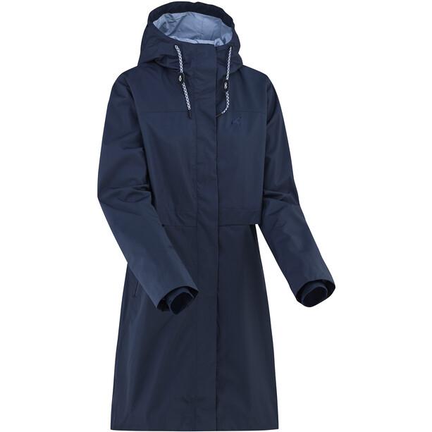 Kari Traa Tvildemoen L Jacket Women, sininen