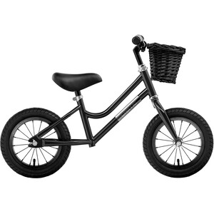 "Creme Micky Push Bike 12"" Kids black black"
