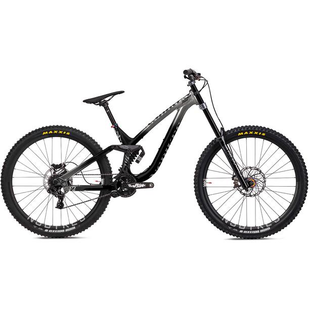 "NS Bikes Fuzz 27.5"" raw black"
