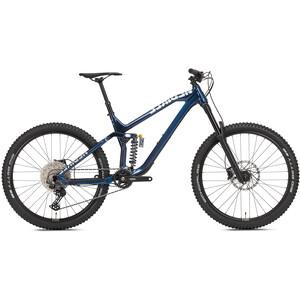NS Bikes Define AL 160, blå blå