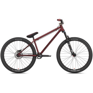 NS Bikes Metropolis 1 Cromo rød rød