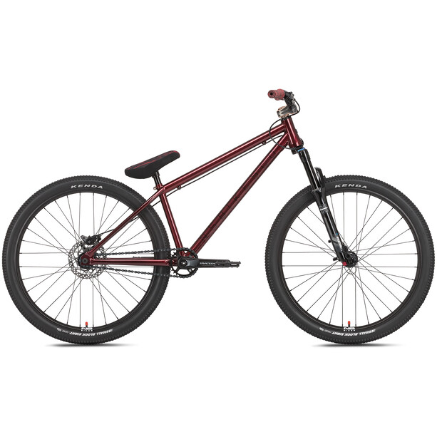 NS Bikes Metropolis 1 Cromo red