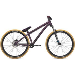 NS Bikes Zircus lilla lilla