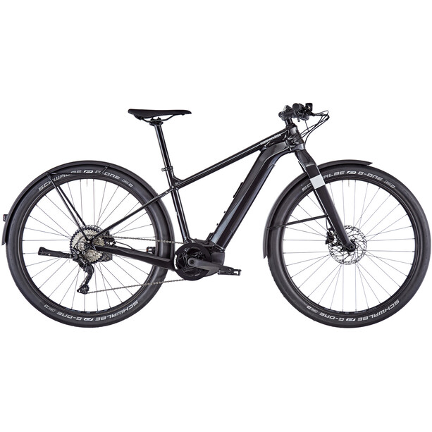 Cannondale Canvas Neo 1 2. Wahl black pearl