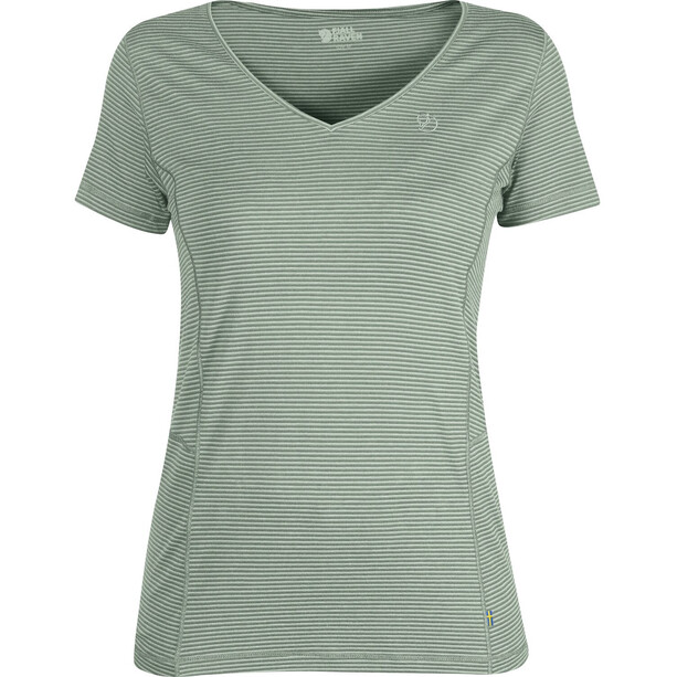 Fjällräven Abisko Cool T-Shirt Damen mint green