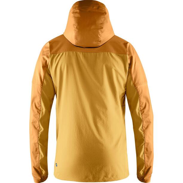 Fjällräven Abisko Midsummer Jacke Herren ochre/golden yellow