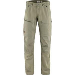 Fjällräven Midsummer Zip Off Trousers Men savanna/light olive savanna/light olive