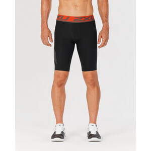 2XU Accelerate Compression Shorts Herren black/orange black/orange