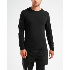 2XU Heat Langarmshirt Herren black black