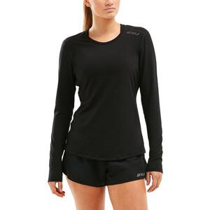 2XU Heat LS Shirt Women black black