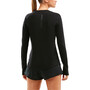 2XU Heat Langarmshirt Damen black