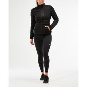 2XU Pursuit Isolierende Jacke Damen black black