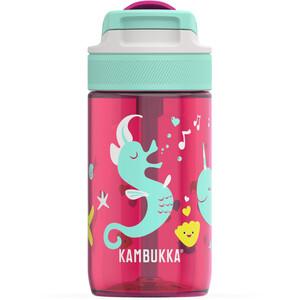 Kambukka Lagoon Bottle 400ml Kids, rosa/Multicolor rosa/Multicolor