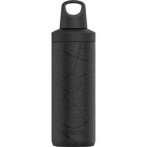 Kambukka Reno Isolierte Flasche 500ml schwarz schwarz