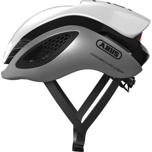 ABUS GameChanger Helm silver white