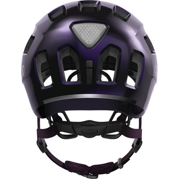 ABUS Youn-I 2.0 Helm Jugend black violet