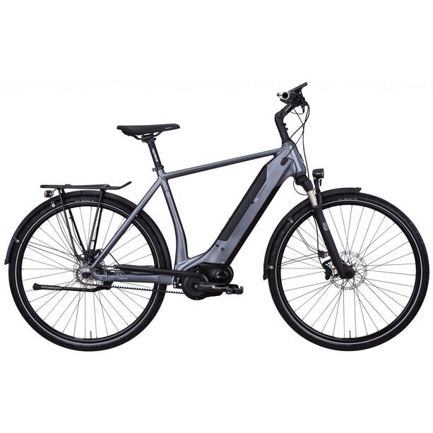 e-bike manufaktur 8CHT Diamant 48er Revolution Disc Gates 2. Wahl dark silver matte
