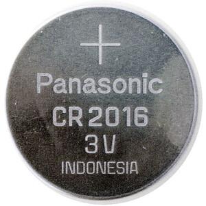 Panasonic CR 2016 Button Battery 3V/90mAh