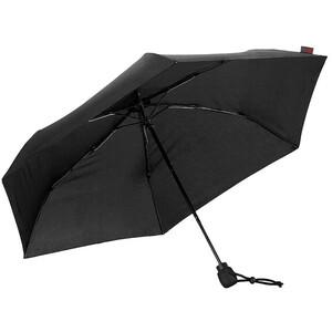EuroSchirm Light Trek Automatic Umbrella Ø98cm, noir noir
