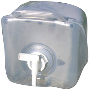Politainer Foldable Water Carrier 5l