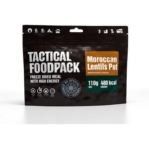 Tactical Foodpack Freeze Dried Comida 110g, Moroccan Lentils Pot