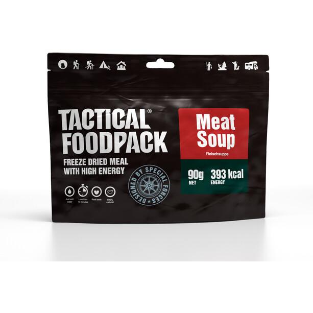 Tactical Foodpack Freeze Dried Mahlzeit 90g Fleischsuppe