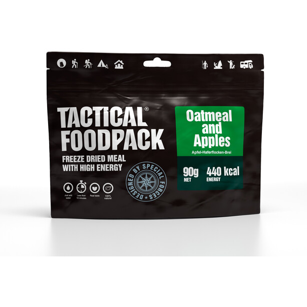 Tactical Foodpack 3 Meal Ration Golf 760 g, Diverse