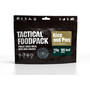 Tactical Foodpack 3 Meal Ration Hotel 780 g, Diverse