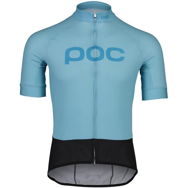 POC Essential Road Logo SS Jersey Herre blå