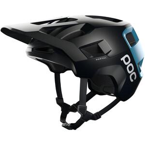 POC Kortal Helm schwarz/blau schwarz/blau